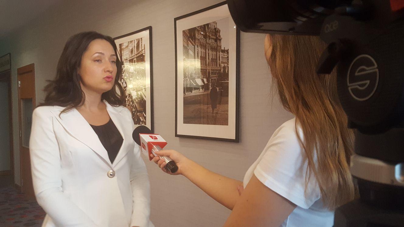 Interviu Prima TV